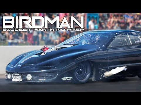 Birdman CAN'T be Stopped – New 4000HP Hemi Setup!
