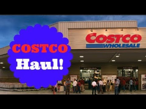 Costco Haul   Household Essentials   Shop with me