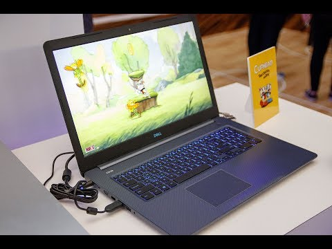 Dell G Series Laptops Hands-On At PAX EAST 2018