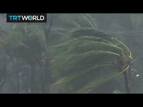 Cyclone Mora: Deadly weather hits Bangladesh and Sri Lanka