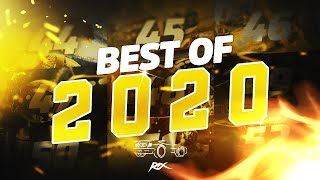ROCKET LEAGUE BEST OF 2020 INSANITY ! (BEST GOALS, IMPOSSIBLE DRIBBLES, INSANE FREESTYLES)