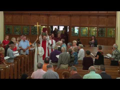 Worship service 10-30-16 St. John's Lutheran Church