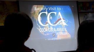 S.C.A.M. Factory Visit to Coca Cola Amatil Indonesia - Short Version