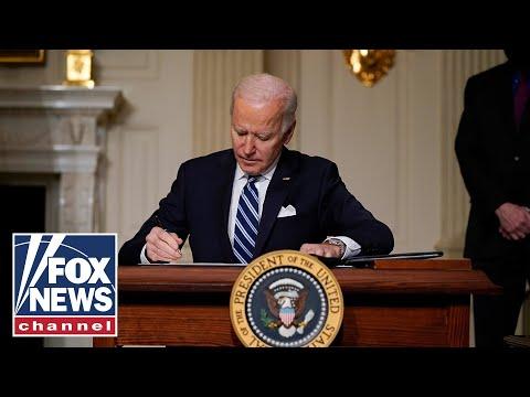 Growing number of voters feel Biden is 'too liberal'