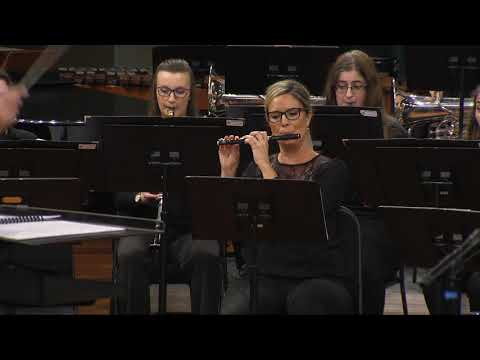 UNT Wind Symphony: Frank Ticheli - Acadiana (2016)