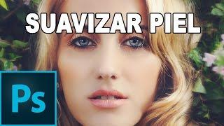 Suavizar la piel con Photoshop - Tutorial Photoshop en Español