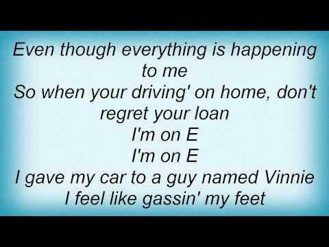 Blondie - I'm On E Lyrics_1