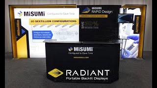 Benefits of Radiant Portable Backlit Displays