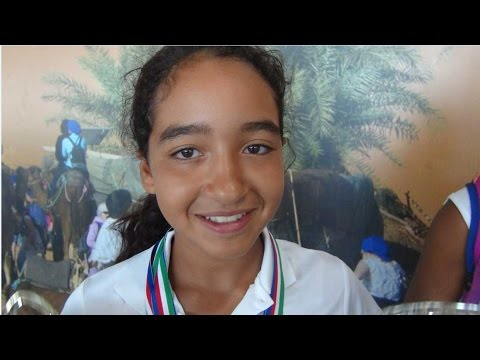 Loudili championne des 13 ans arabes en simple et en double