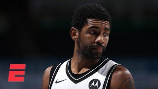 Reacting to Kyrie Irving's comments about his leadership | KJZ