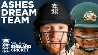 Ben Stokes vs Michael Clarke | Who Will YOU Pick? | Ashes Dream Team
