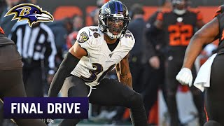 Chuck Clark Is 'Bold, Brilliant, And Brief' | Ravens Final Drive
