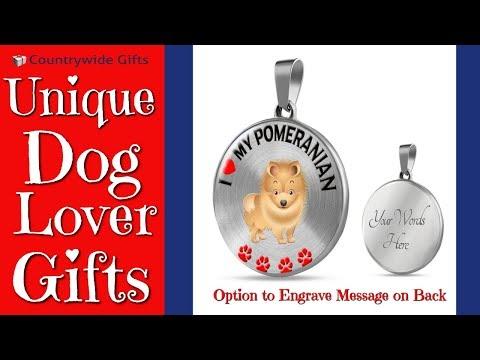 Funny Dog Pomeranian Gift I Heart My Pomeranian Funny Gift For