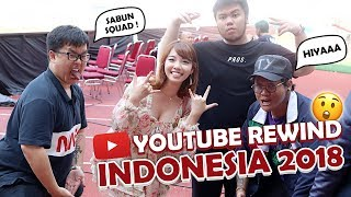 YOUTUBE REWIND INDONESIA 2018 !!