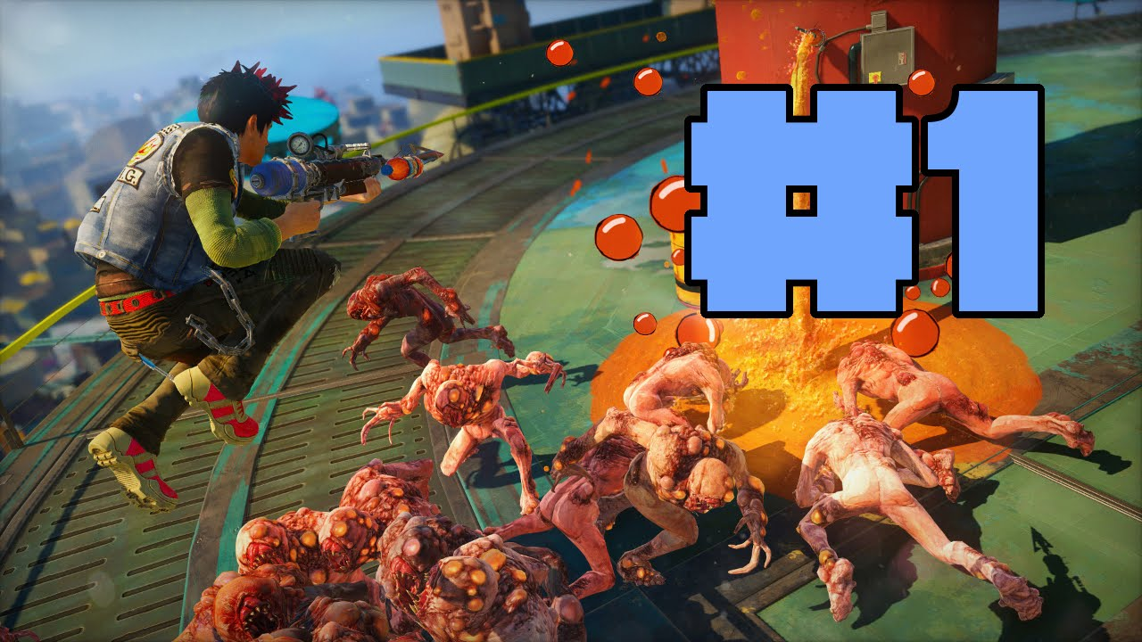 sunset overdrive walkthrough part - photo #6