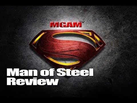 """MGAM TV. E1 Pt1. """"Man Of Steel"""""""
