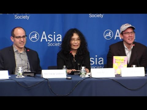 Monkey Business: Japan/America Writers' Dialogue