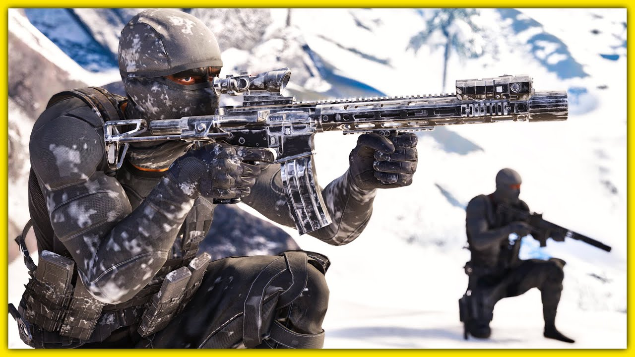 STEALTH GHOST NINJA in Ghost Recon Breakpoint Free Roam thumbnail