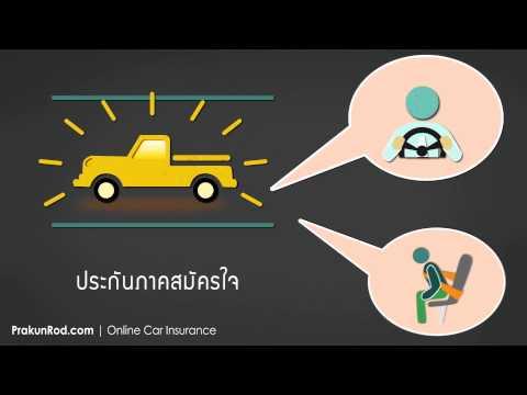 ประกันภัยรถยนต์ เข้าใจง่ายๆ ใน 5 นาที (Full HD)