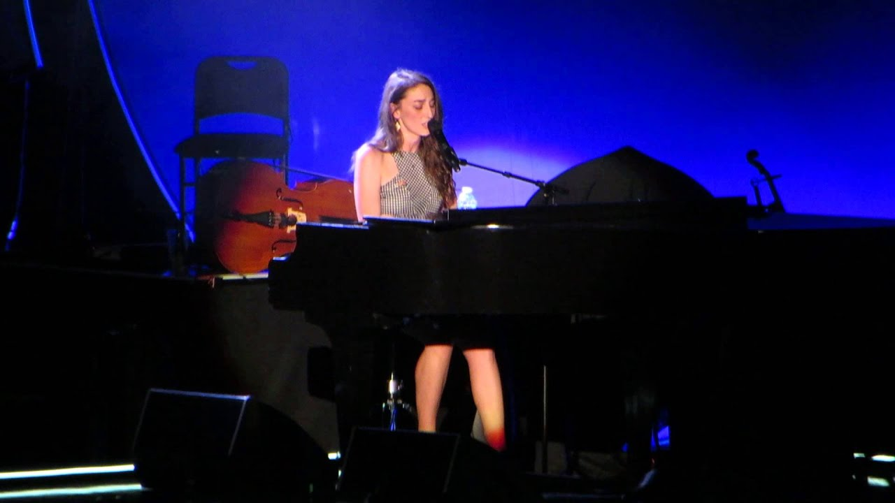 She Used To Be Mine (from Waitress Musical) - Sara Bareilles - YouTube