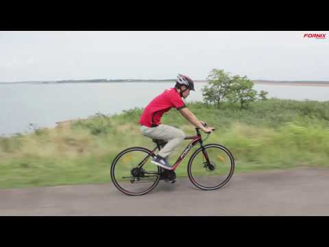 Đánh giá xe đạp thể thao Fornix FR303