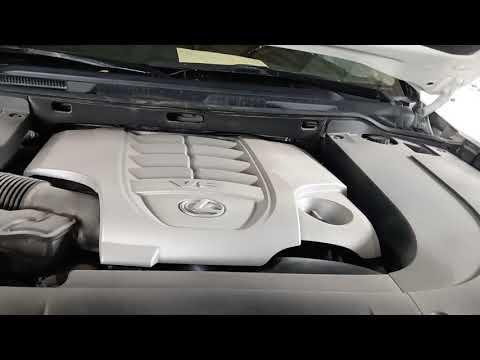 Lexus 5.7 review out workshop