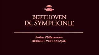 Ludwig van Beethoven - Symphony No. 9 | Herbert von Karajan - Stafaband
