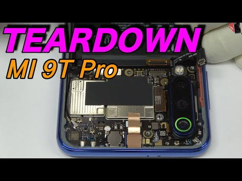 Xiaomi MI9 SE Teardown