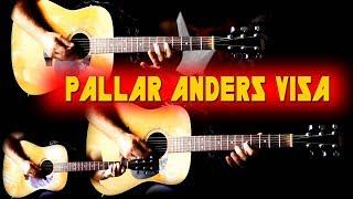 In Flames - Pallar Anders Visa FULL Guitar Cover