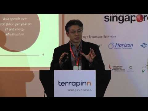 Successful partnership models and options for investors in Asia - James Zhang - Formation 8