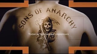 Serie sons of anarchy netflix