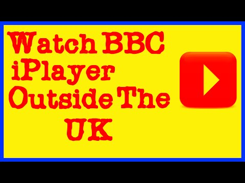 Watch BBC iplayer Outside UK -  Watch BBC Live online
