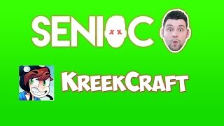HUUUGE SHOUTOUT TO SENIAC & KREEKCRAFT (For raiding my Roblox stream)