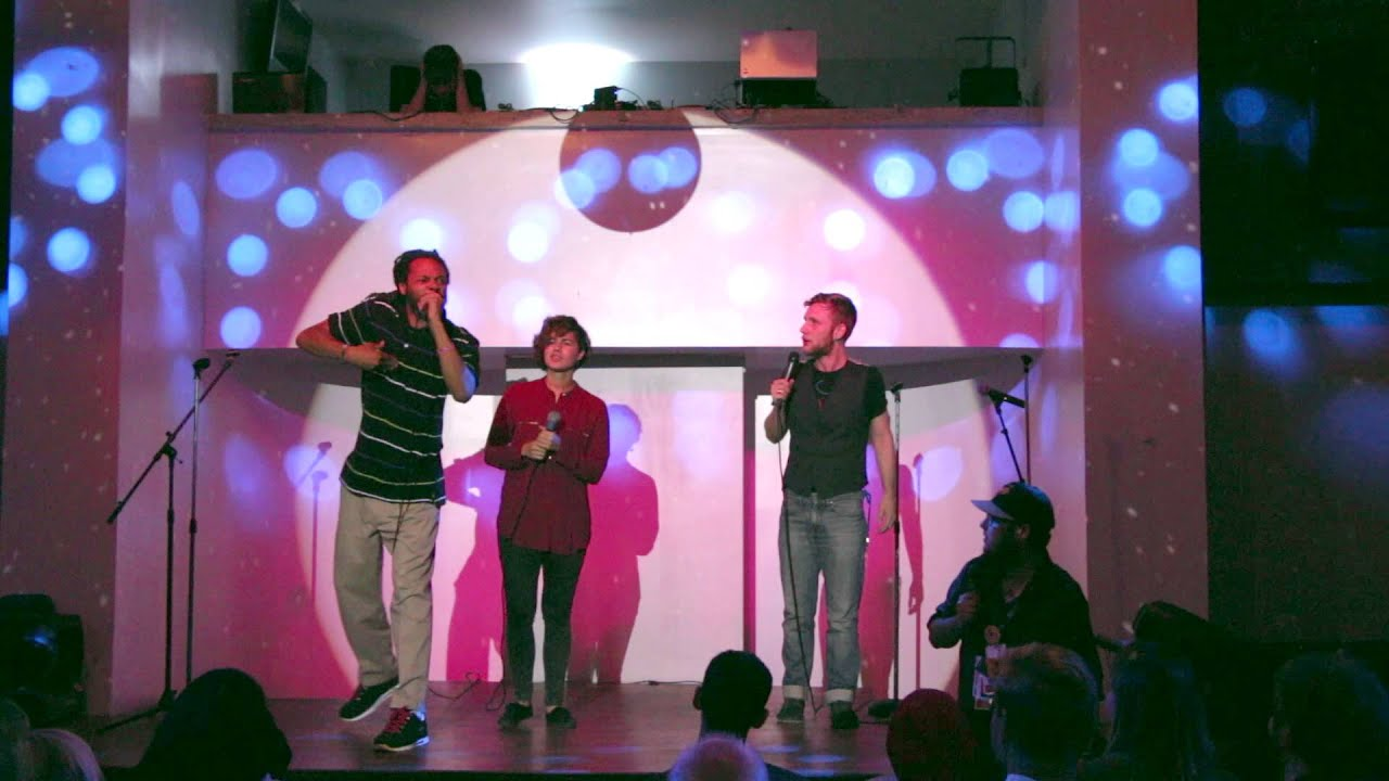 2014 National Poetry Slam Semi-Finals Shadow Lounge