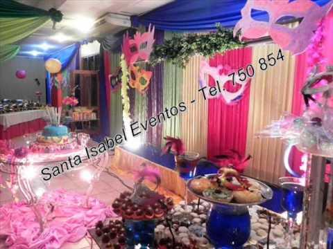 Decoraciones Santa Isabel - 15 Años de Carnaval