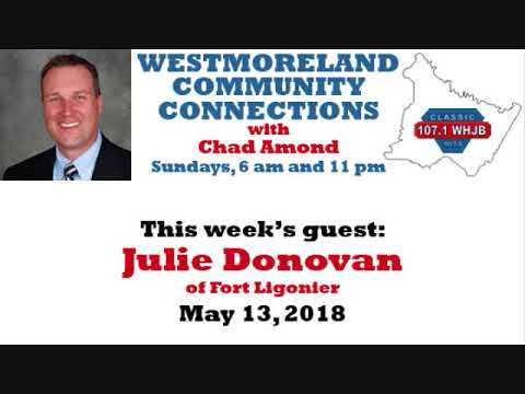 Westmoreland Community Connections: May 13, 2018