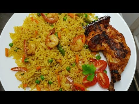 HOW TO MAKE A DELICIOUS FRIED RICE | Super Easy Steps
