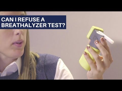 Penalty for refusing breathalyzer test | Callahan Law, P S
