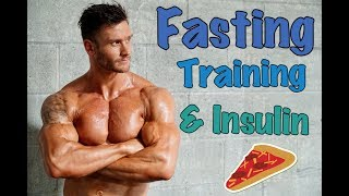 Training While Fasting: How to Avoid Insulin Resistance- Thomas DeLauer