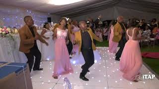 BRIAN & NYASHA'S WEDDING DANCE