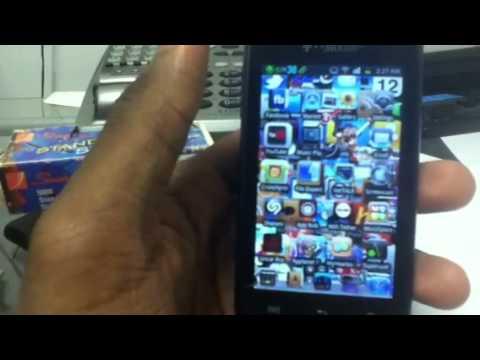 Samsung exhibit 4G root tip/apps