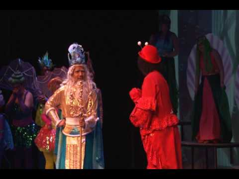 AWO The Little Mermaid Red Team Act 1