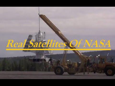 Techniques that substitute satellites - Real Satellites Of NASA, Revealing