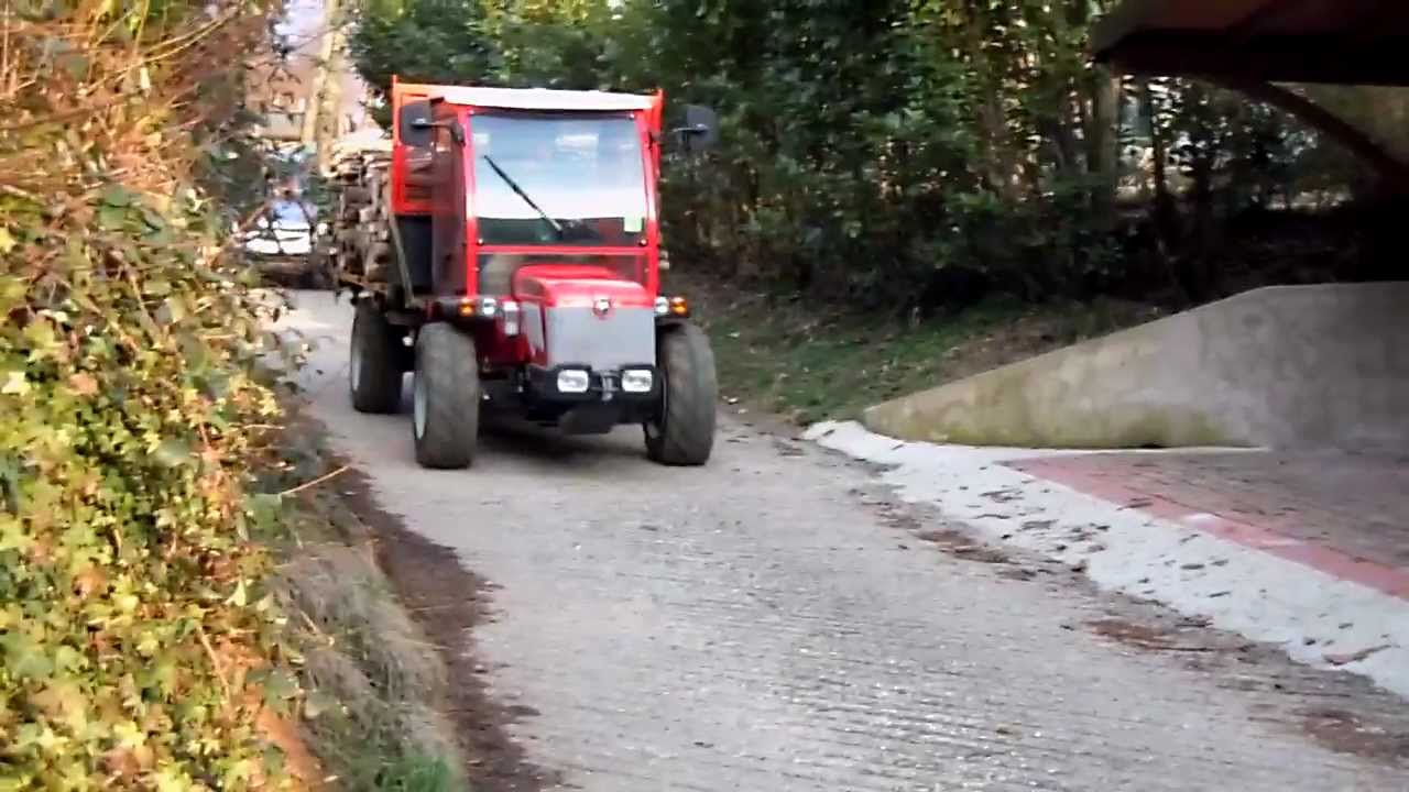 CARRARO TIGRECAR - YouTube