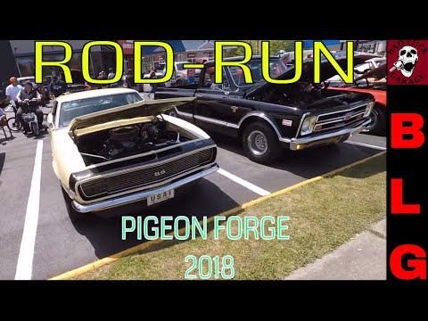 ROD RUN 2018 PIGEON FORGE
