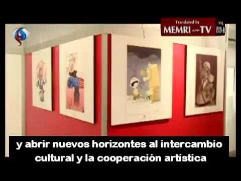 Informe de la competencia internacional de caricaturas sobre el Holocausto en Irán