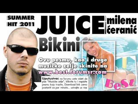 ЂУС и Милена Ћеранић - БИКИНИ (Juice i Milena Ceranic - Bikini)