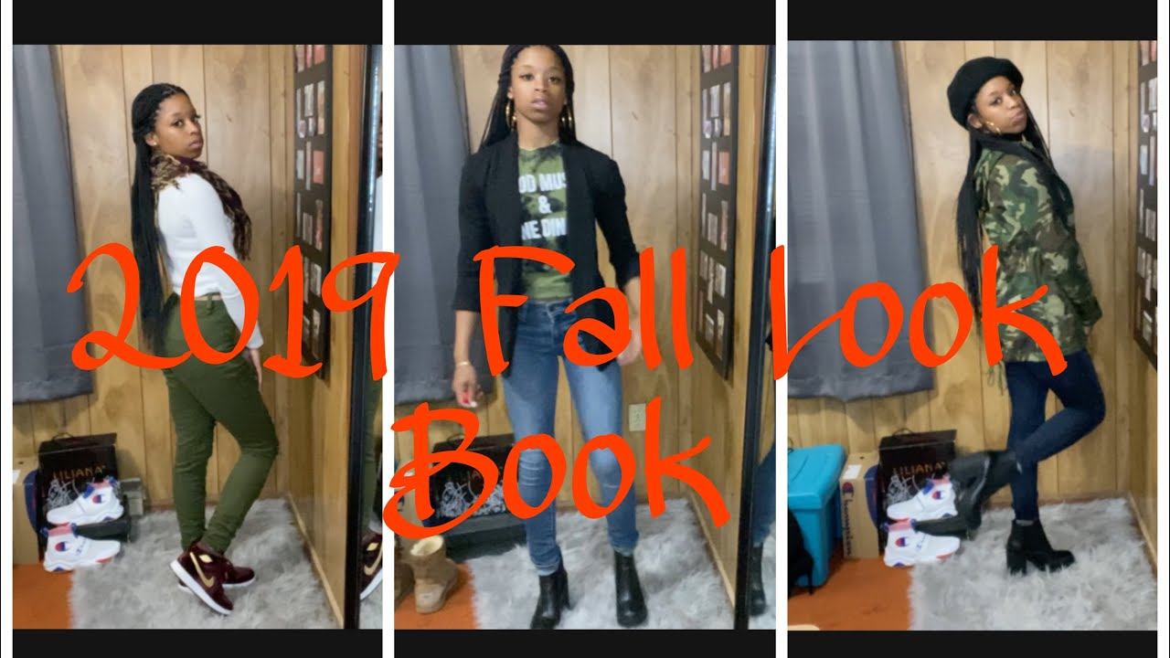 [VIDEO] - 2019 Fall LookBook ft. H&M, Fashion Nova...and more 2