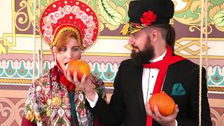 Дмитрий и Анастасия // Свадьба в усадьбе Коломенское 2017