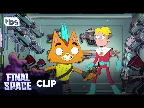 Final Space: Avenging Avocato - Chapter 7 [CLIP] | TBS